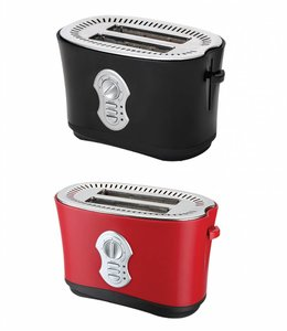 A LA CUISINE 2 SLICE ELECTRIC OVAL SHAPED TOASTER (MP8)
