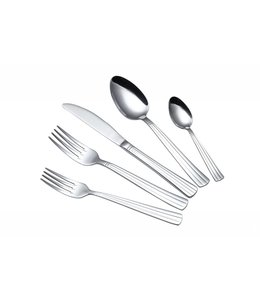 A LA CUISINE *20PCS MIRROR CUTLERY SET (MP12)