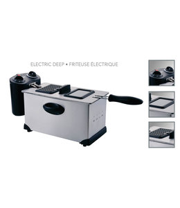 A LA CUISINE ELECTRIC DEEP FRYER 3L (MP2)