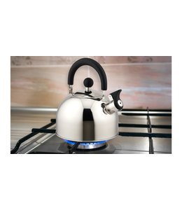 A LA CUISINE ROB STAINLESS STEEL WHISTLING KETTLE 2.5L (MP6)