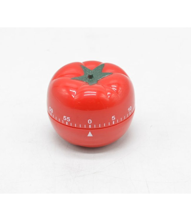 A LA CUISINE TOMATO SHAPED KITCHEN TIMER (MP24)