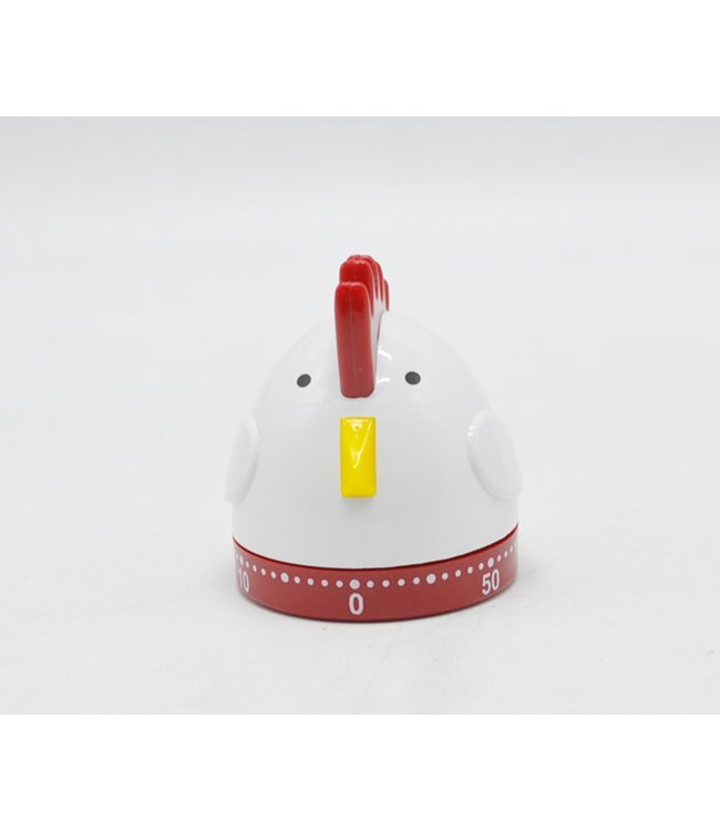 A LA CUISINE *CHICKEN SHAPED KITCHEN TIMER (MP24)