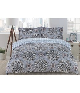 *ENYA COLLECTION DUVET COVER (MP6) ARETHA DOUBLE