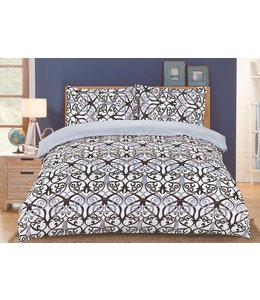 *ENYA COLLECTION DUVET COVER (MP6) JONI DOUBLE