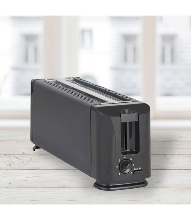 A LA CUISINE 4 SLICE ELECTRIC TOASTER (MP8)
