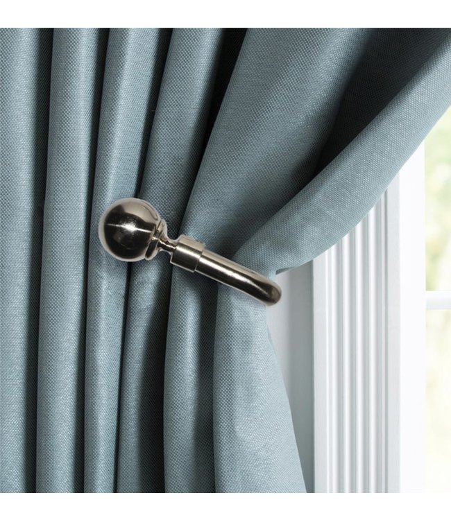 LAUREN TAYLOR BRONN 2PK CURTAIN HOLD BACK (MP6)