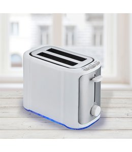 A LA CUISINE 2 SLICE TOASTER w/LED LIGHTING (MP8)