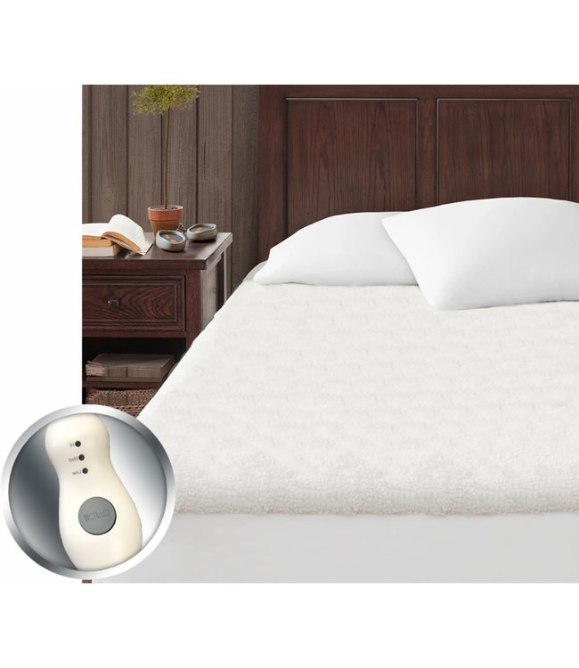 *ELECTRIC HEATED MATTRESS PAD (MP4)