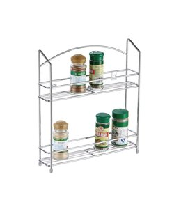 "A LA CUISINE 2 TIER SPICE RACK 11.8X10.6X2.36"" (MP6)"