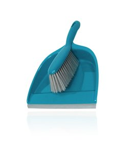 CLEAN CONCEPT HAND BROOM + DUST PAN (MP12)