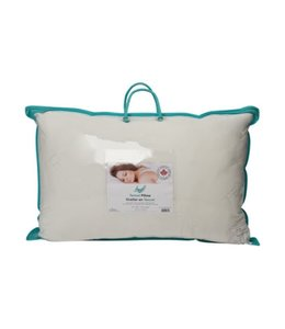 """MAISON CONDELLE TENCEL COTTON KNITTED COVER PILLOW 18.5x28.5"""" (MP12)"""