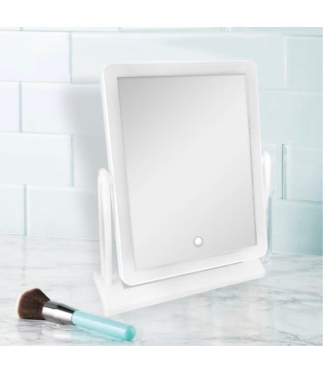 "LED MIRROR SQUARE 6X8"" (MP12)"