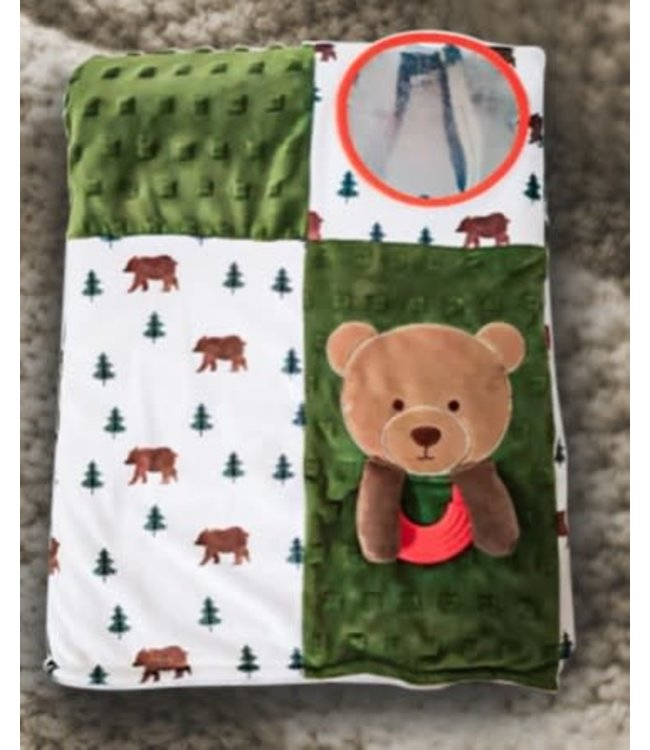 "ACTIVITY BABY BLANKET 30X40"" (MP12)"