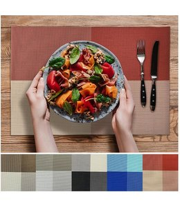 "A LA CUISINE AXEL PVC PLACEMAT 12X16"" (MP24)"