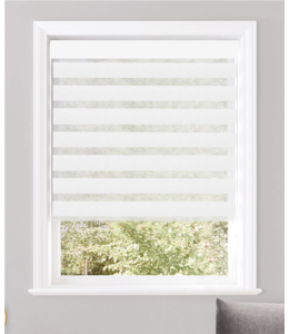 DAY AND NIGHT ROLLER BLINDS w/PVC VALANCE (MP6)