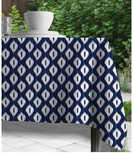 "SOL DE MARE URBAN TROPICS COLLECTION TABLECLOTH AST 52X70"" (MP12)"