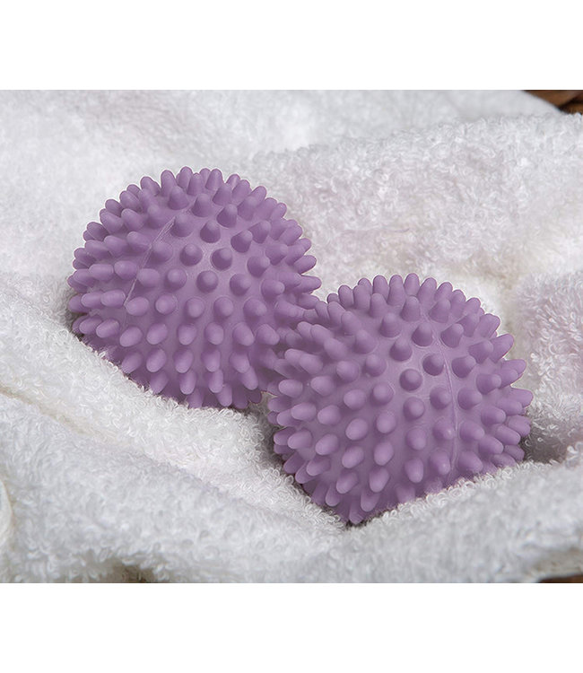 """WOOLITE 6PK SCENTED DRYER BALLS LILAC 2.5"""" (MP6)"""