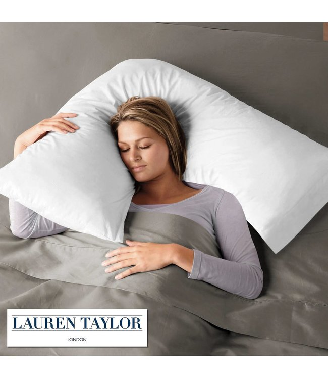"STUDIO 707 SUPPORT U MULTI POSITION PILLOW WHITE 28X36"" (MP8)"