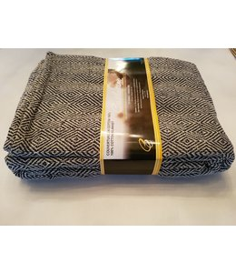 CATHERINE COLLECTION 100% COTTON BLANKET