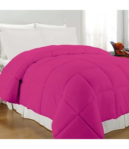 W HOME COLOURED SYNTHETIC DUVET