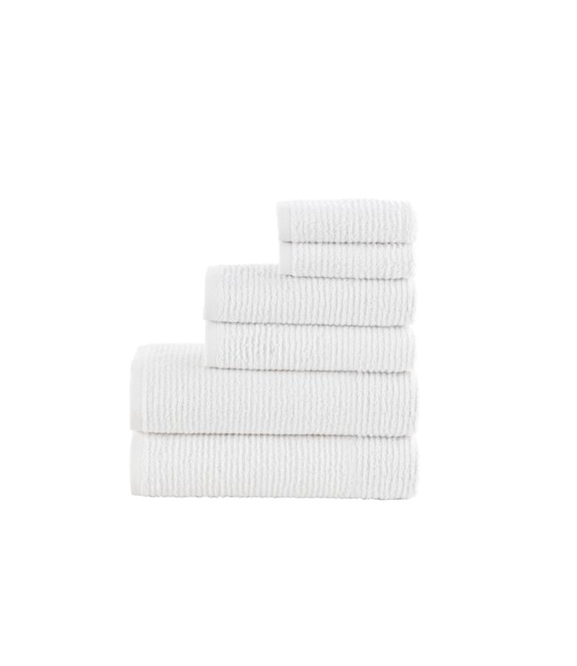 MUSKOKA 100% TURKISH COTTON 6PC TOWEL SET (MP6)
