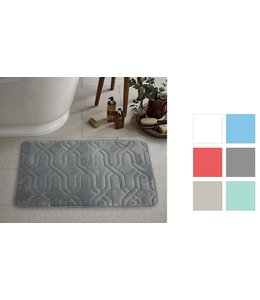 "*GEO KEYS MEMORY FOAM RUG AST 20X30"" (MP12)"