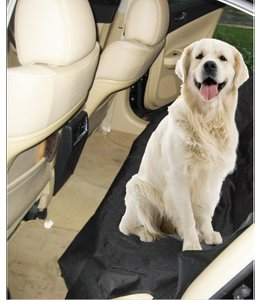 PAWS & WHISKERS *PET CAR SEAT COVER AST (MP12)
