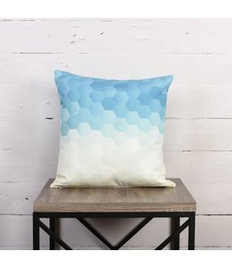 "OUTDOOR CUSHION 18X18"" (MP6) WAVES"