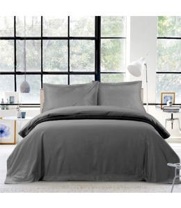T200 50/50 SOLID DUVET COVER