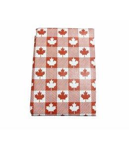 """*CANADA VINYL TABLECLOTH 52X90"""" OBLG (MP24)"""