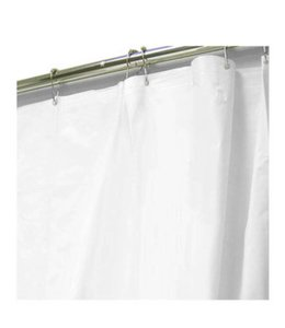 HEAVY GAUGE SHOWER CURTAIN LINER (MP12) 70X72""