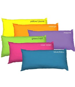 "STUDIO 707 NEON BODY PILLOW AST 18X42"" (MP8)"