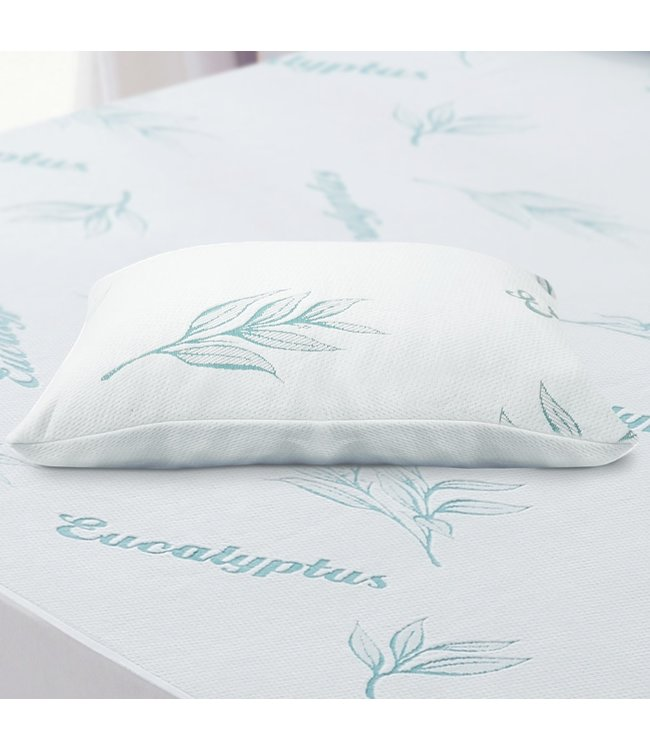 """W HOME EUCALYPTUS SCENTED PILLOW 19x28"""" (MP12)"""