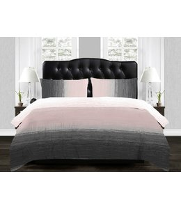 OMBRE 3PC COMFORTER SET  (MP4)
