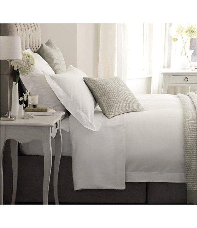 *HOTEL LINEN 300TC COTTON DUVET COVER