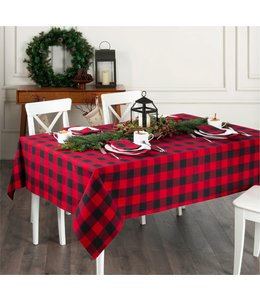 BUFFALO PLAID TABLECLOTH (MP6)