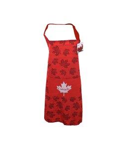 "CANADA APRON RED 24X32"" (MP24)"