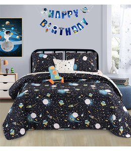 mari & mac COSMOS QUILT SET (MP2)