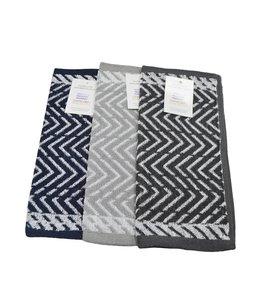 CHEVRON AST TOWELS