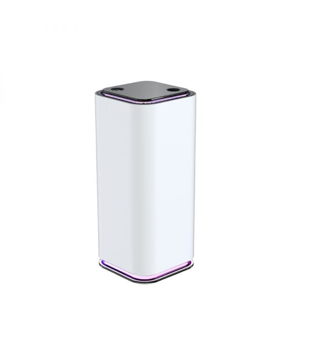 USB RECHARGEABLE PERSONAL HUMIDIFIER w/LED LIGHT 350ml