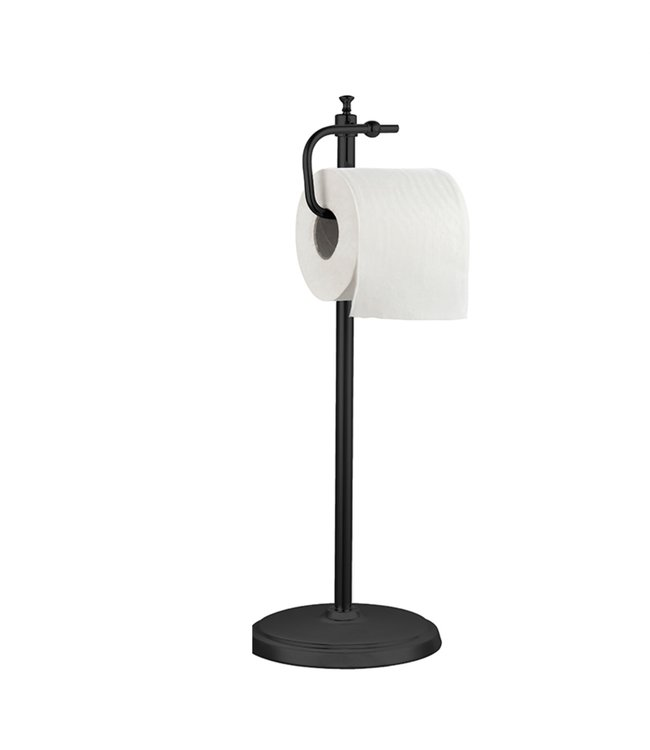 """TOILET PAPER HOLDER STAND 7x7x20"""""""