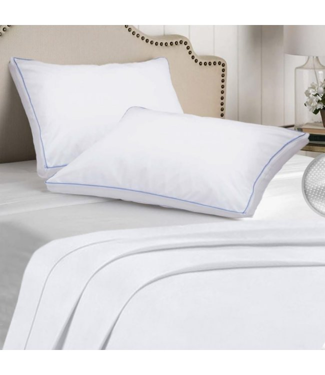 MAISON BLANCHE COOLING COMFORT WATERPROOF PILLOW PROTECTOR