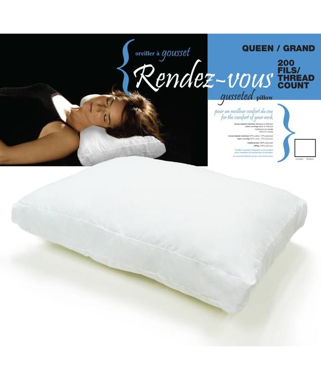 LAUREN TAYLOR RENDEZ-VOUS PILLOW