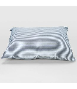 LAUREN TAYLOR OXFORD STRIPE PILLOW JUMBO (MP12VC20)
