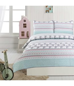 LITTLE ADRIEN MAISY COLLECTION QUILT SET (MP2)