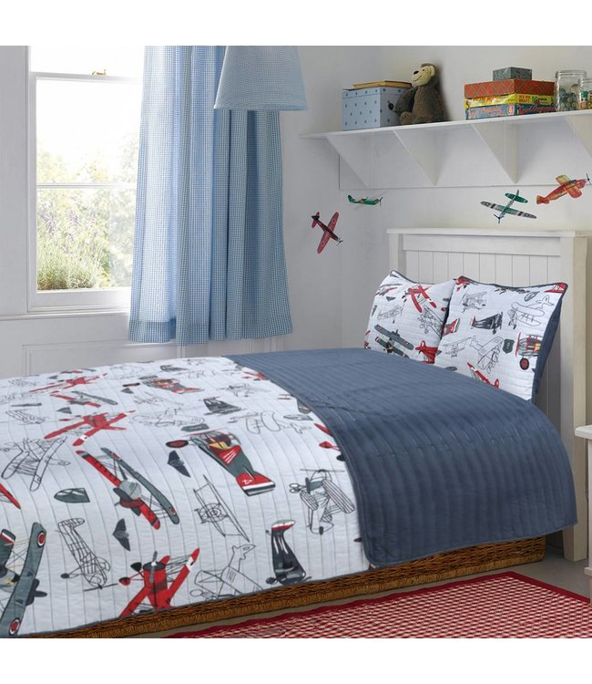 LITTLE ADRIEN *EXPLORER COLLECTION QUILT SET (MP2)