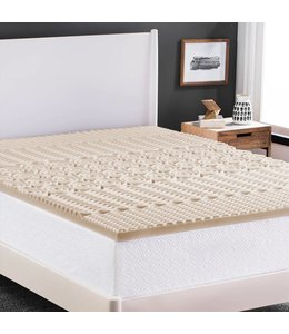 STUDIO 707 CONVOLUTED FOAM - 5 ZONES MATTRESS TOPPER (MP6)