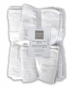 *EGYPTIAN COTTON TOWEL SET