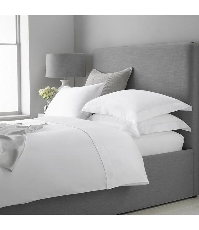 BLANC DE BLANC *400TC CASHMERE/COTTON SHEET SET (MP4)