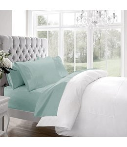 BLANC DE BLANC T1200 COTTON RICH SHEET SET (MP4)